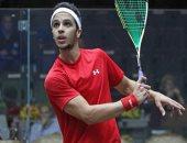 محمد أبو الغار يتأهل لقبل نهائى بطولة مورجان الصينية للإسكواش
