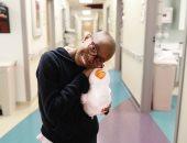 """روبوت """"بطة"""" يصاحب الأطفال المصابين بالسرطان فى الولايات المتحدة"""