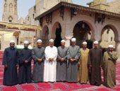صور.. قوافل دعوية بالمساجد الكبرى فى محافظة الأقصر بدروس الهجرة وحب الوطن