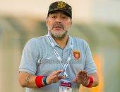 مارادونا بعد توليه الإشراف الفنى على فريق درجة ثانية بالمكسيك: سعيد بالتحدى