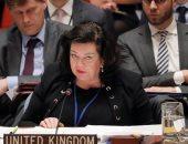مندوبة بريطانيا لدى الأمم المتحدة: إيران تزعزع الاستقرار فى المنطقة..فيديو