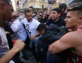 صور..طعن مرشح يمينى للانتخابات الرئاسية فى البرازيل..واعتقال منفذ الحادث