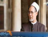 """فيديو.. مدير عام المساجد الحكومية بالأوقاف: """"إطعام الجائع أفضل من بناء الجامع"""""""