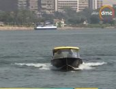 شاهد.. حكاية تاكسى النيل.. اتفسح واستمتع وأوصل عملك بسرعة وبأرخص الأسعار