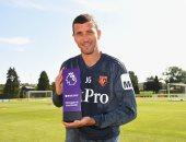 مدرب واتفورد الأفضل في الدوري الانجليزي عن شهر أغسطس