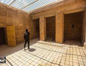"""الآثار تعلن افتتاح مقبرة """"ميحو"""" بمنطقة سقارة"""