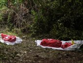 صور.. العثور على مقبرة جماعية جديدة تضم 166 جمجمة فى المكسيك