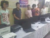 مدرسة المشاغبين.. سقوط 7 طلاب سرقوا أجهزة مدرسة بالزيتون