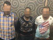 سقوط 3 مسجلين خطر بحوزتهم أسلحة وذخيرة ومخدرات بالساحل