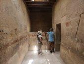 حصاد الثقافة.. افتتاح مقبرة ميحو.. وإسرائيل تستول على أعمال لـ45 كاتبة عربية