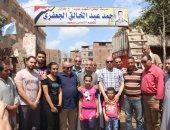 إطلاق اسم الشهيد عميد أركان حرب أحمد عبد الخالق الجعفرى على مدرسة بالغربية
