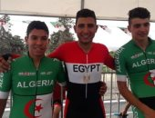 مصر تفوز بالذهبية الخامسة فى البطولة العربية للدراجات بالجزائر