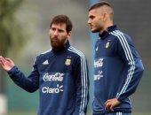 أخبار ميسي اليوم عن مساندة إيكاردى لنجم برشلونة بعد غيابه عن الأرجنتين
