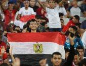 صور.. توافد الجماهير على ملعب برج العرب لحضور مباراة منتخبى مصر والنيجر