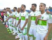 انطلاق مباراة جامبيا والجزائر بتصفيات أفريقيا بعد التأخر ساعة ونصف.. صور