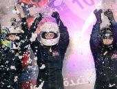 سعودية فائزة بأول سباق سيارات نسائى تشارك فى تصنيع سيارة فورمولا
