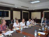 صور.. محافظ البحر الأحمر يعقد مؤتمرا صحفيا مع إعلاميين بصربيا