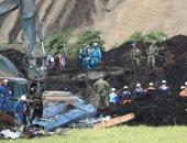 صور.. البحث عن المفقودين فى زلزال اليابان لليوم الثالث