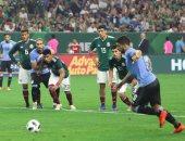أوروجواى تسحق المكسيك 4 - 1 وديا.. فيديو