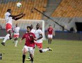 فيديو.. الشناوى يتألق وينقذ قذيفة من منتخب النيجر