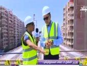 فيديو.. وزير النقل: مفيش زيادات فى التذاكر.. والناس هتسيب عربياتهم وتركب المترو