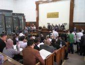 """تأجيل إعادة محاكمة 120متهما بـقضية """"الذكرى الثالثة للثورة"""" لـ 11نوفمبر"""