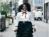 """الـ""""بلس سايز"""" يتألقن فى أسبوع الموضة بنيويورك.. شاهد أبرز الإطلالات"""