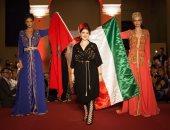 شاهد.. عرض أزياء بالقفاطين المغربية العصرية فى بودابيست