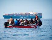 صور.. إسبانيا تنقذ أكثر من 300 مهاجر حاولوا عبور البحر المتوسط