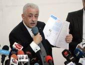 وزير التعليم: 2.5 مليون طالب يدخلون النظام الجديد السبت المقبل