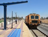 صور.. السلطات السورية تعيد الحياة للسكك الحديدية فى دمشق
