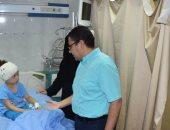 مستشفى جامعة سوهاج تُنهي٢٧٠ عملية جراحية من قوائم الانتظار