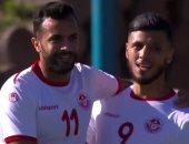 ملخص واهداف مباراة تونس وسوازيلاند بتصفيات أمم أفريقيا 2019