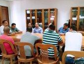 اللجنة التنظيمية بمدينة دمياط للأثاث تجتمع بالمشاركين فى معرض فيرنكس