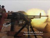 الجيش اليمنى مدعوما بالتحالف يحرر قرى فى حيران وعبس