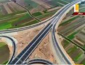 المرور ينشر الخدمات بالطرق المؤدية للإقليمى لمتابعة حركة النقل ومنع السرعات