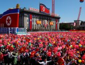 احتفالات كوريا الشمالية بالذكرى الـ 70 لتأسيسها