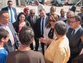 وزيرة التضامن تتفقد دار التربية للبنين بالإسكندرية وتوجه بتطوير البنية التحتية