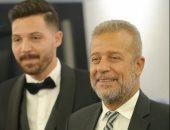 """محمود حجازى لـ """"شريف منير"""": """"هاخد بالى من اسما.. ربنا يخليك لينا"""""""