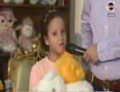 """شاهد مأساة الطفلة """"كريمة"""".. عذبها والدها عاما كاملا بعد طلاق والدتها"""