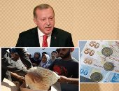 """ماذا بعد فشل أردوغان فى إنقاذ الاقتصاد التركى؟.. رفع الفائدة يخفق فى وقف نزيف العملة.. الليرة تتراجع إلى 6.13 للدولار.. مزيد من الانهيار والديون وانكماش اقتصادى ينتظر أنقرة.. والمعارضة: رئيس """"فاشل"""" وعليه التنحى"""