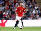 إسبانيا ضد إنجلترا.. راموس يقترب من معادلة رقم كاسياس القياسى