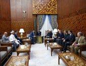 وزير التنمية المجتمعية بكازاخستان: جهود الإمام الأكبر أمل العالم فى تحقيق السلام