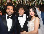 حسين السيد يحتفل بزفافه فى حضور محمد صلاح ونجوم الكرة