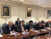 رئيس مجلس النواب يؤكد دعم الدولة المصرية للقضايا القبرصية.. صور