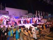 اليوم.. 16 فرقة تقدم عروضها بمهرجان الإسماعيلية الدولى للفنون الشعبية
