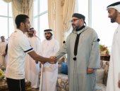 صور..بن زايد وملك المغرب يستقبلان أبطال الجوجيتسو بعد حصدهم 9 ميداليات