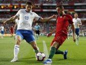 دورى الأمم الأوروبية.. شوط أول سلبى بين البرتغال ضد إيطاليا