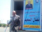نائب شبرا الخيمة يعلن فحص 433 مواطنا ضمن حملة القضاء على فيروس سى