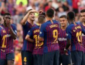 برشلونة يطير إلى مدريد لمواجهة ليجانيس اليوم بالدورى الإسبانى.. فيديو